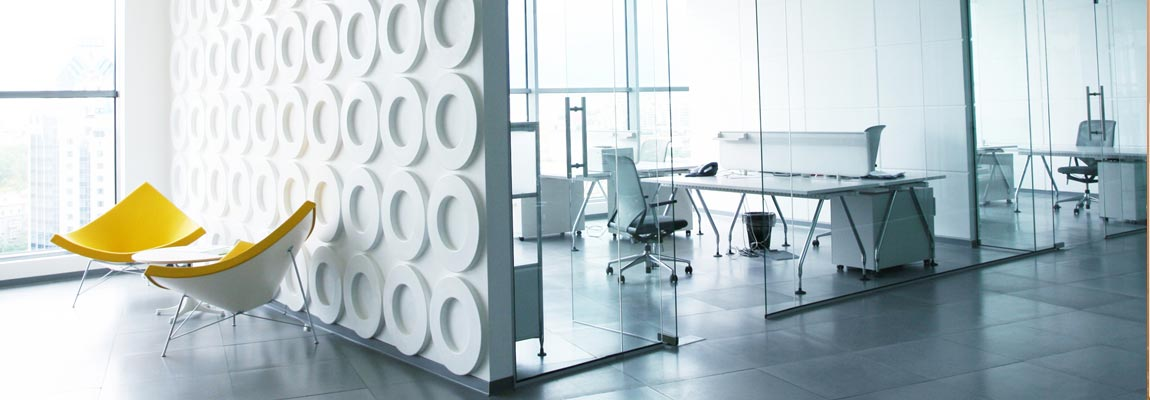 We specialiase in office fit outs and assemblies!